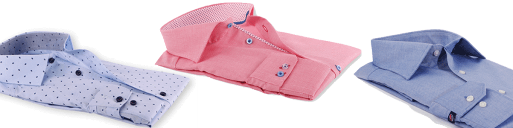 Strijkvrije-overhemden