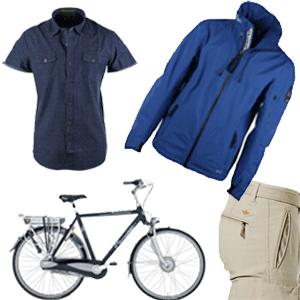 Reiskleding fiets