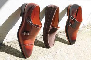 Gespschoenen instap schoenen