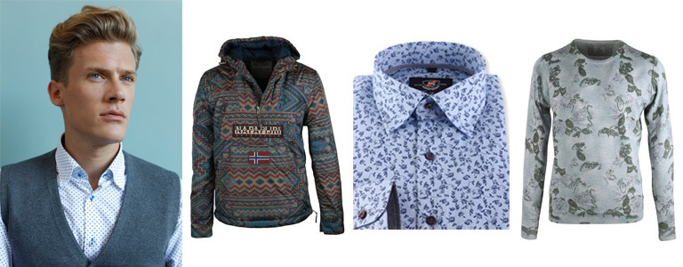 Trens winter prints