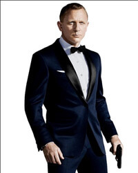 James Bond Gentleman