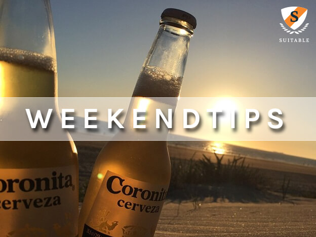 Weekend tips