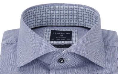 cut-away overhemd boord