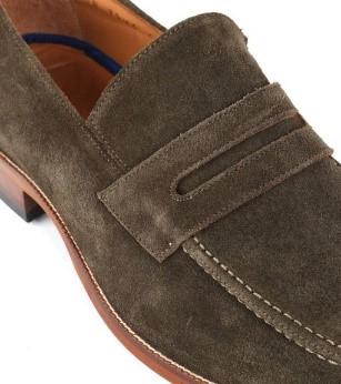 Heren instapper loafer